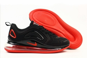 Кроссовки Nike Air Max 720 KPU (Black/Red) (004)