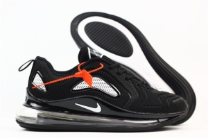 Кроссовки Nike Air Max 720 KPU (Black/White) (005)