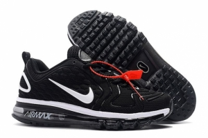 Кроссовки Nike Air Max 720 KPU (Black/White) (007)