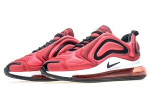 Кроссовки Nike Air Max 720 (Red/White) (009)