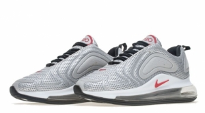 Кроссовки Nike Air Max 720 (Silver) (008)