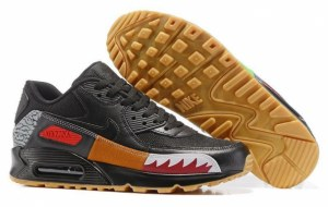 Nike Air Max 90 (Atmos Safari Black) (077)