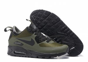 Nike Air Max 90 Mid (Green) (067)