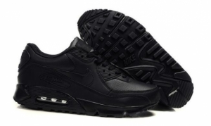 Nike Air Max 90 Winter (Black) (200)