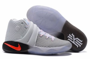 Nike Kyrie 2 (Grey/Red/White) (012)