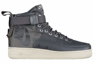 Nike SF Air Force 1 Mid (Grey) (055)