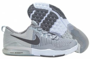 Nike Zoom Train Action (Cool Grey/Black/White) (002)