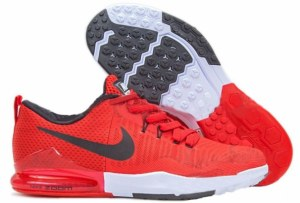 Nike Zoom Train Action (Red/Black/White) (006)