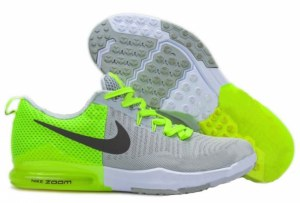 Nike Zoom Train Action (Stealth Volt/Grey/Black) (003)