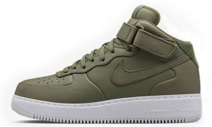 NikeLab Air Force 1 Mid (Urban Haze) (018)