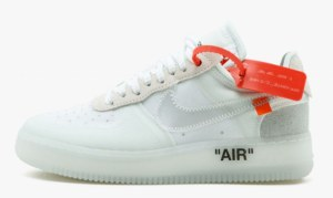 OFF-WHITE x Nike Force (White) (051)