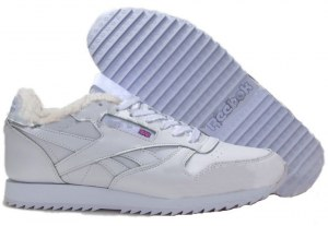 Reebok Classic Leather (All White) (013)