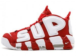 Supreme x Nike Air More Uptempo (002)