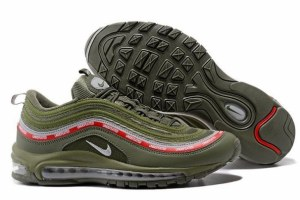 Undefeated x Nike Air Max 97 OG MoonRock (Olive) (009)